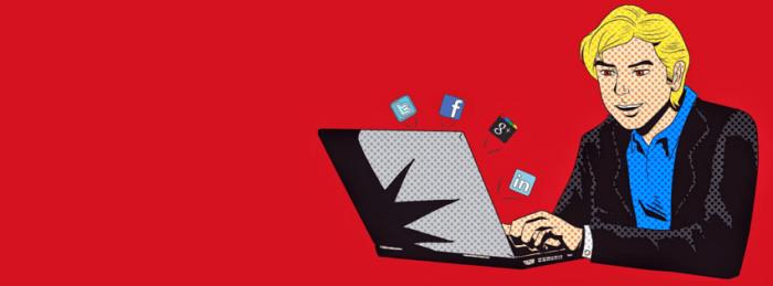 How do I get leads on social media?