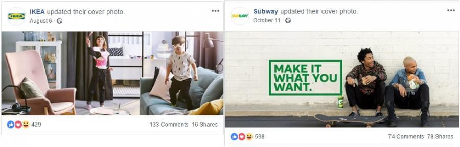 Cover Image: IKEA and Subway