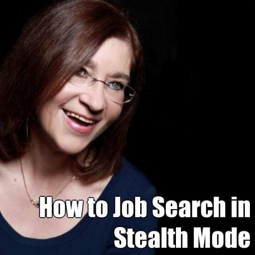 How to Job Search in Stealth Mode