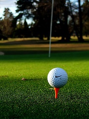 Using Golf in Business