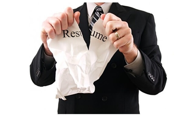 10 words to not include in your cv