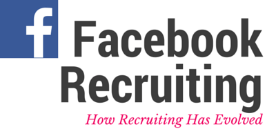 Facebook recruiting evolution
