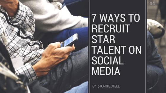 Recruiting on Social Media