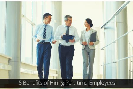 5 benefits of hiring part time employees