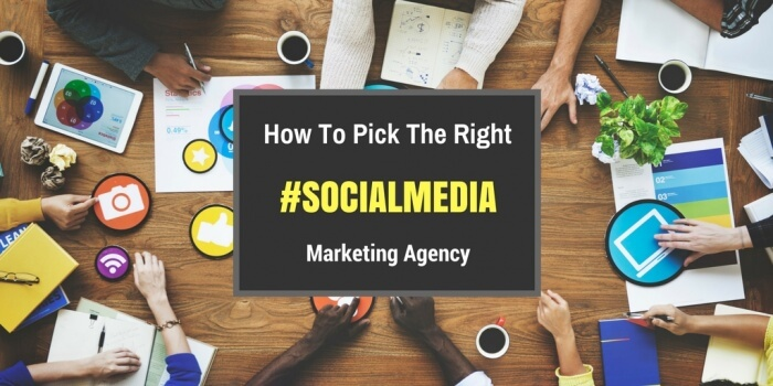 Choosing a Social Media Marketing Agency