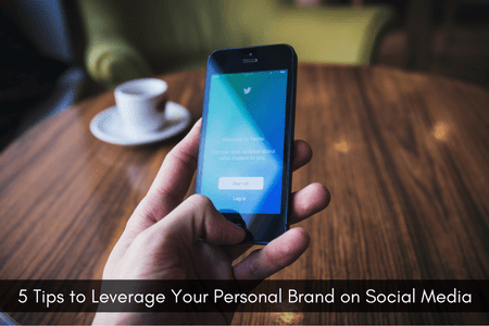 Personal Branding and the role of social media