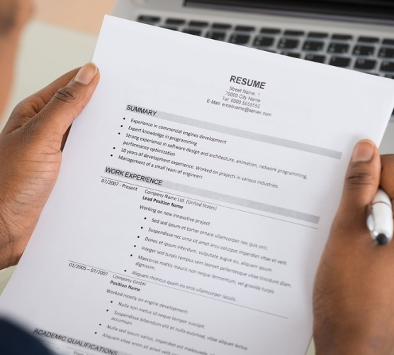 10 things that shouldn t be included in the resume