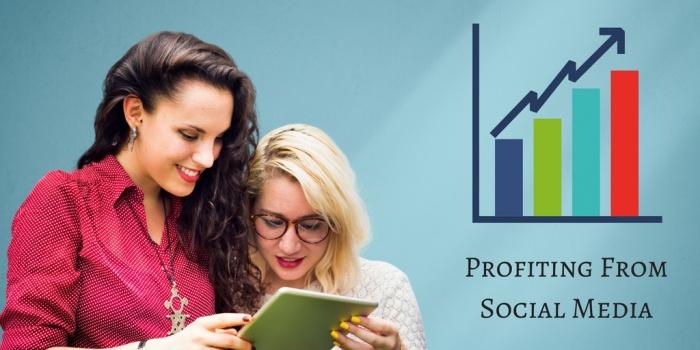 Recruitment agencies profiting from social media