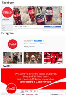 Coca Cola screenshot