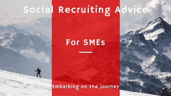 social recruiting advice for SMEs