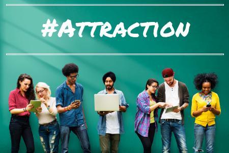 Attractive Social Media Stream